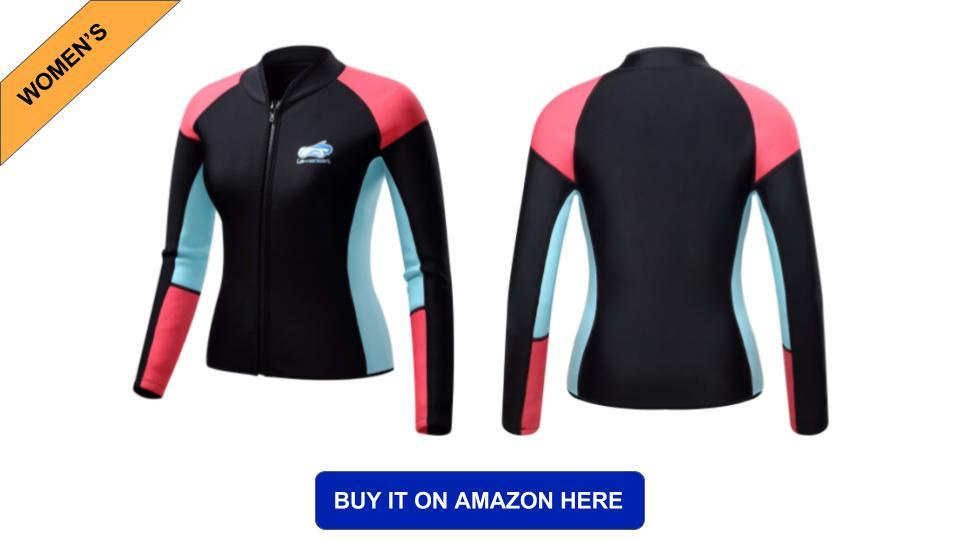 womens wetsuit top