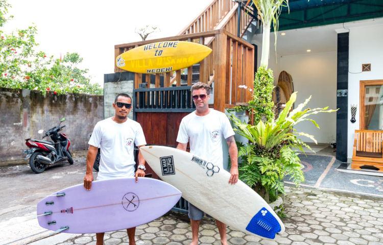 Medewi Surf Camps