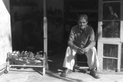 Buduram the shoemaker, Mussoorie