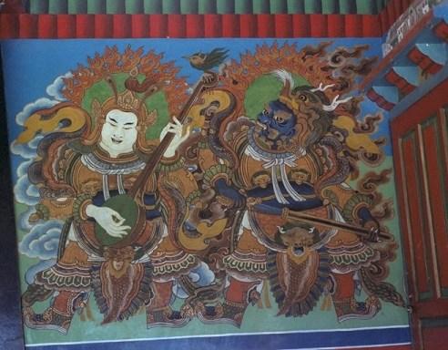 tibetan-mural