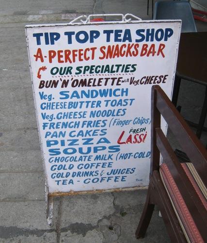 Tip Top Tea Shop