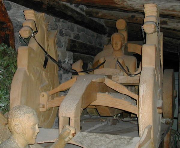 wooden Schumi