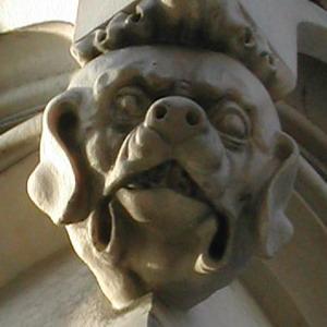 detail, Milan Duomo