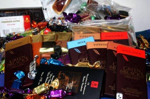 ICAM chocolates
