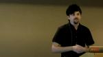 Brendan speaking at LISA 10x