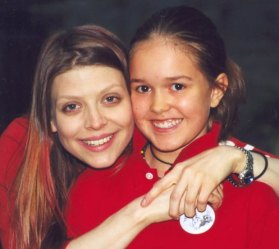 Amber and Rossella