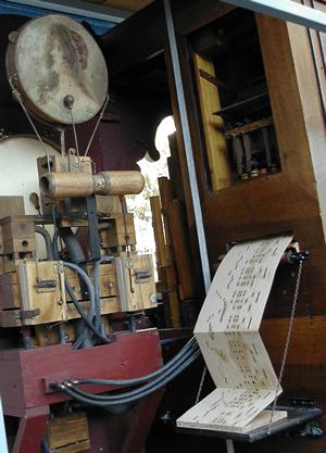 jaquard mechanism