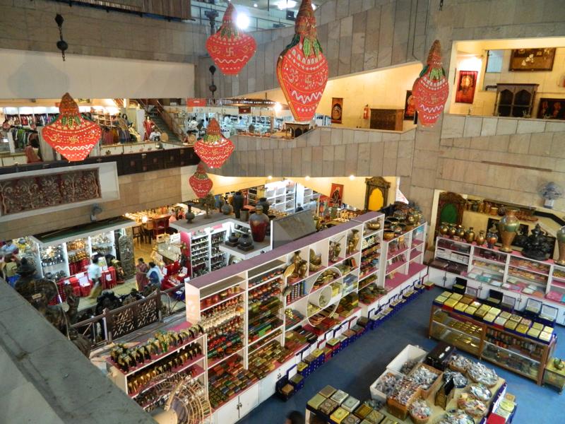 best craft markets delhi