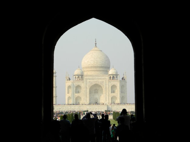 Taj Mahal, photo copyright Brendan Gregg