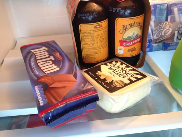 Aussie food supplies