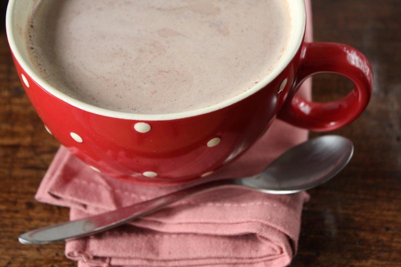 Zelf maken: chocolade melk