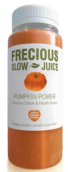 Frecious Pumpkin Power