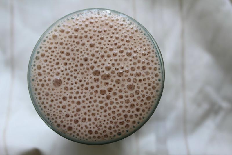 choco milkshake