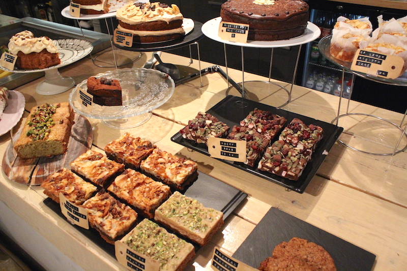 Bakers and roasters Amsterdam de pijp