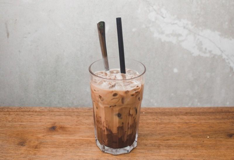 zelf ijskoffie maken