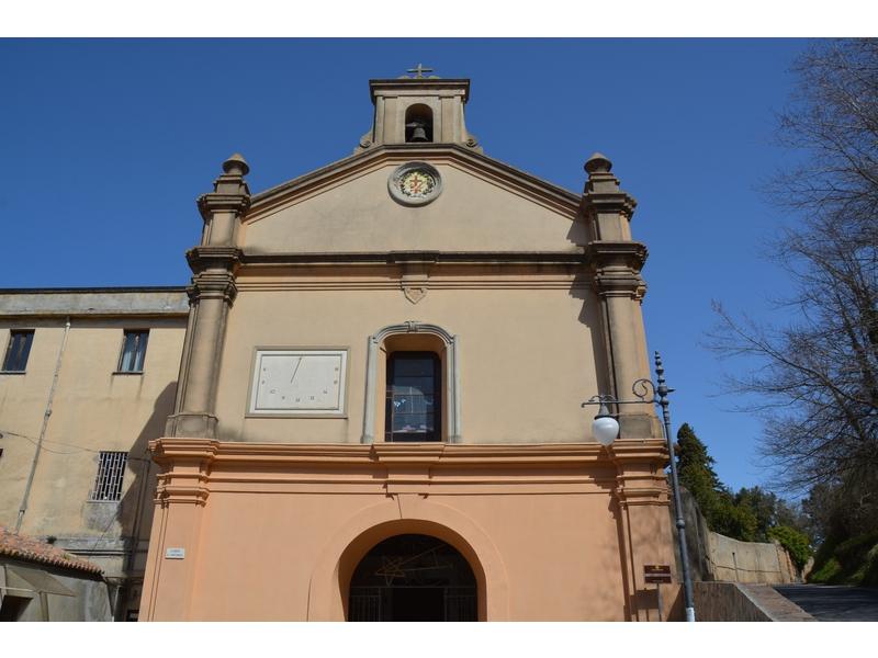Chiesetta e convento dei Cappuccini