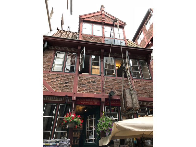 Kramer-Witwen-Wohnung