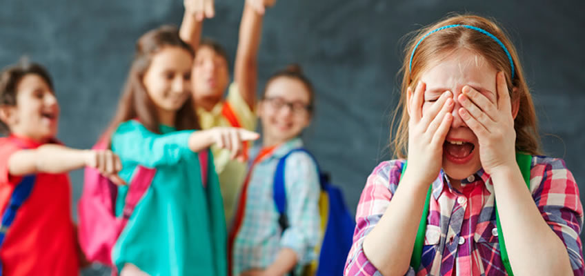 Bullying en el colegio