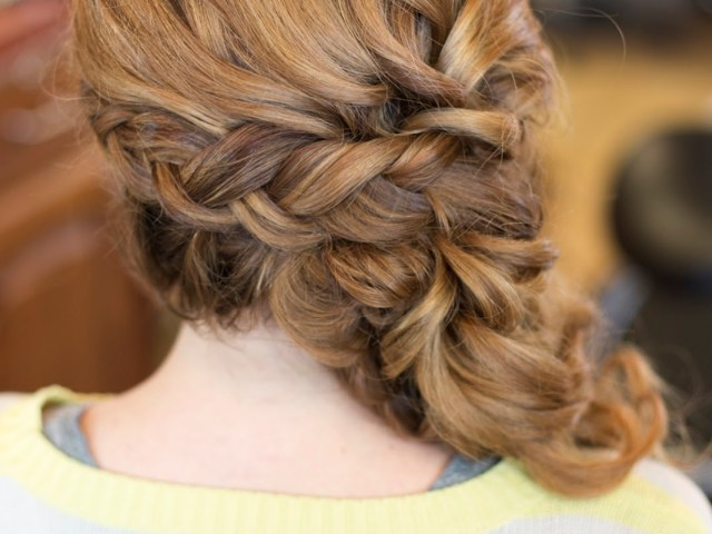 pictures of updo hairstyles for very long hair