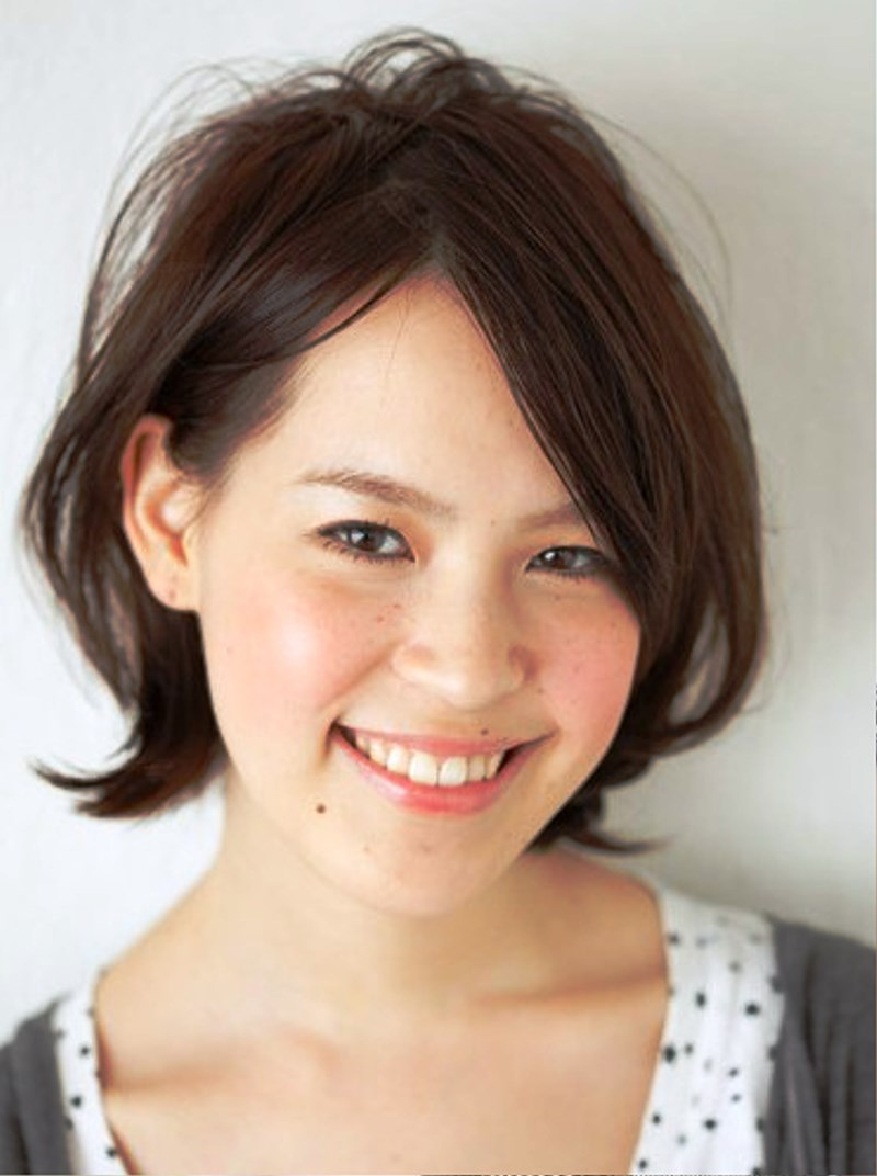 Pictures Of Fashion Japanese Hairstyle For Women