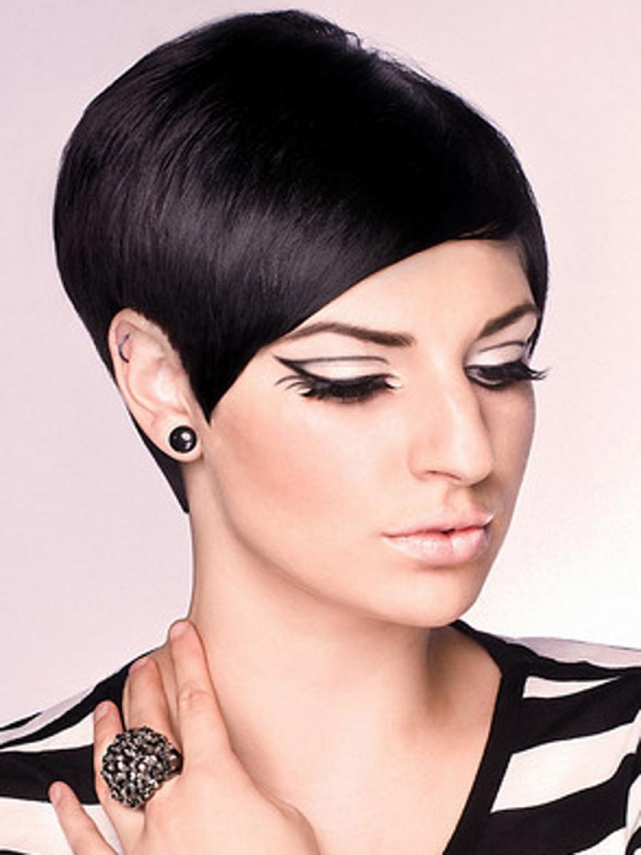 Pictures Of Short Sophisticated Black Hairstyles