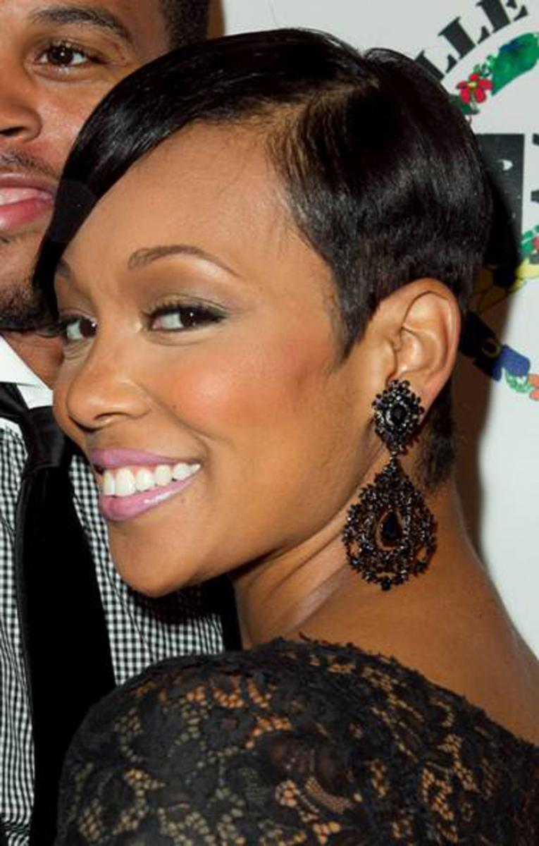 Pictures Of Very Short African American Hairstyles