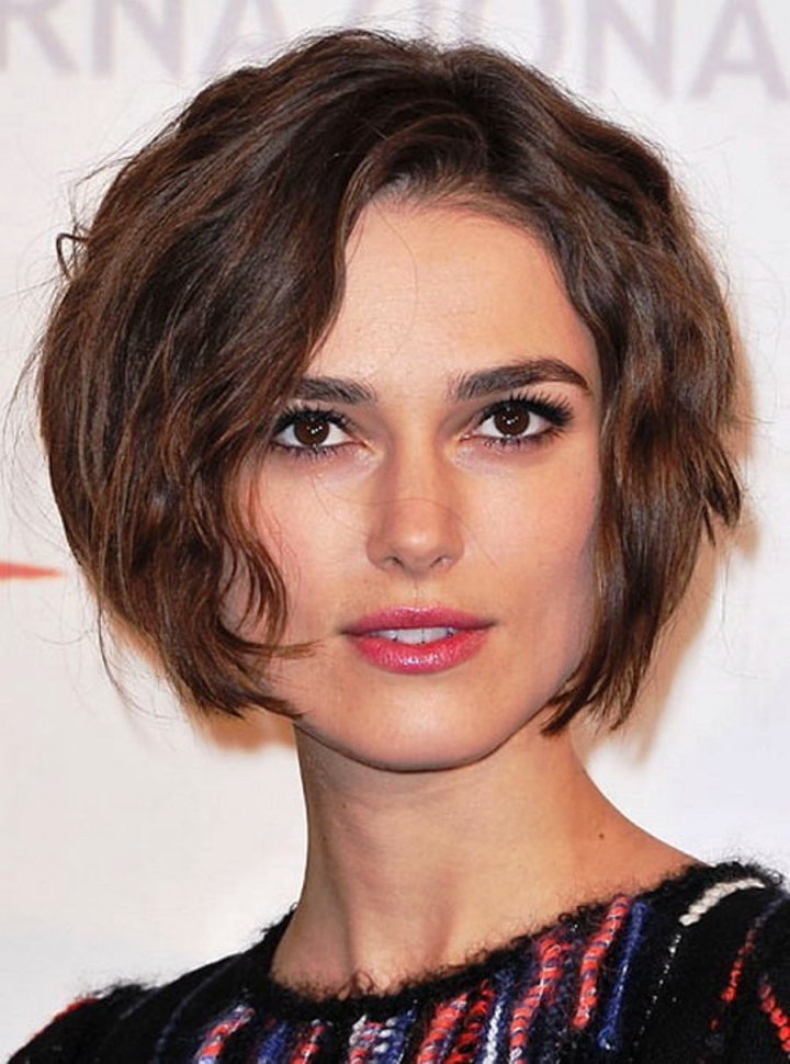 Best Haircuts For Curly Hair And Square Face Short Fashions