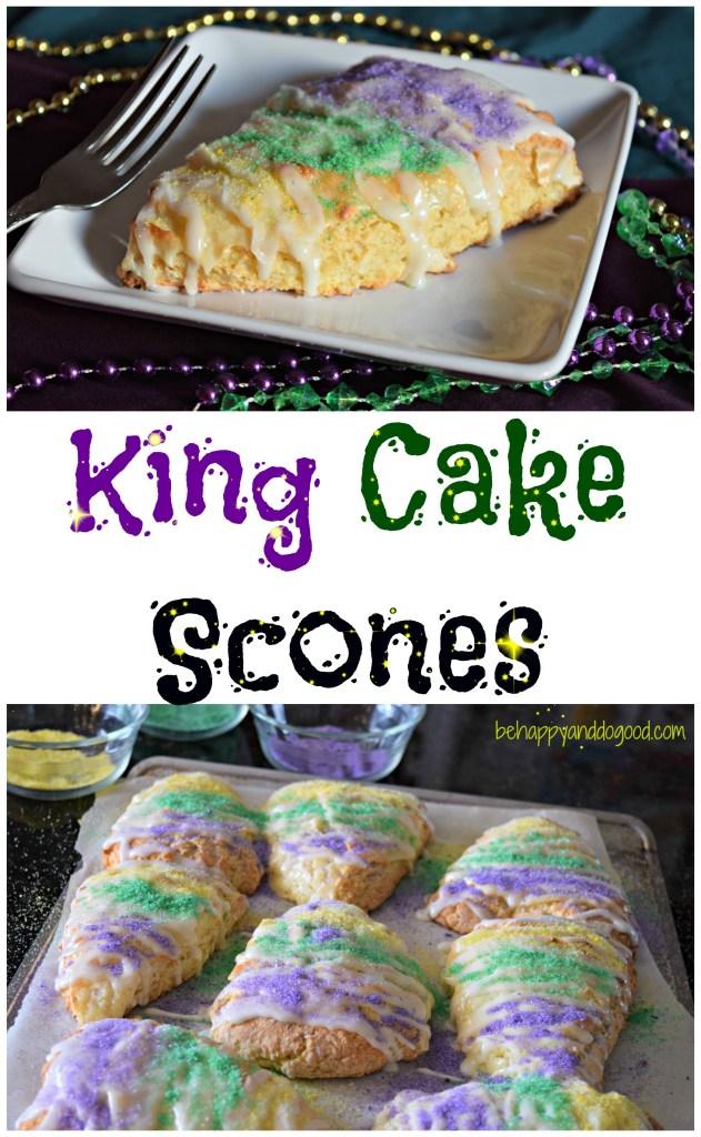 Where Do You Get The King Cake Recipe