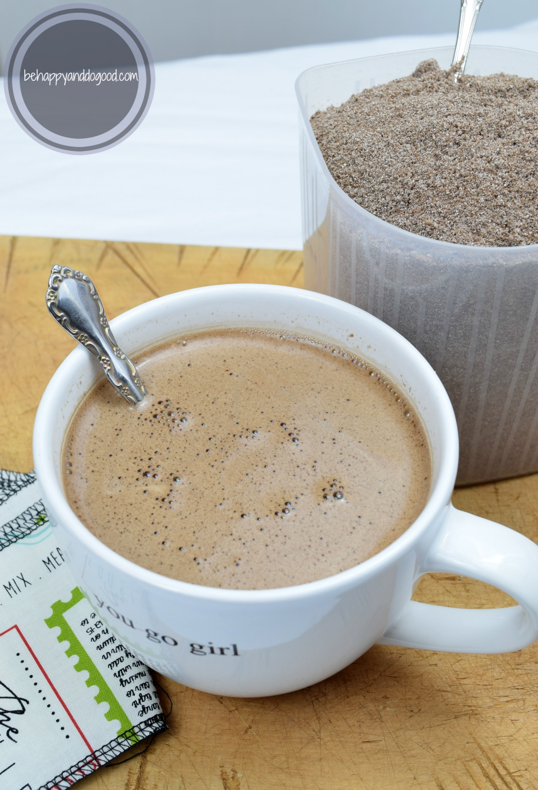 English Toffee Cappuccino Mix