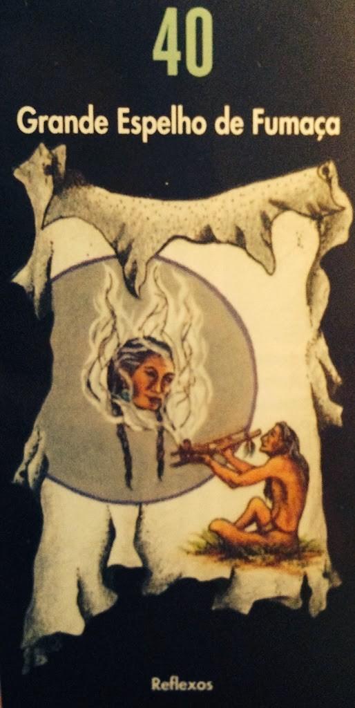 Resultado de imagem para grande espelho de fumaça 40 xamanica
