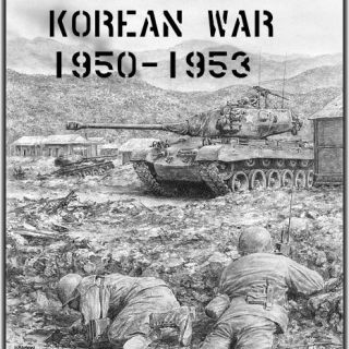 6-25 (yuk-yi-o AKA the Korean War) ramblings