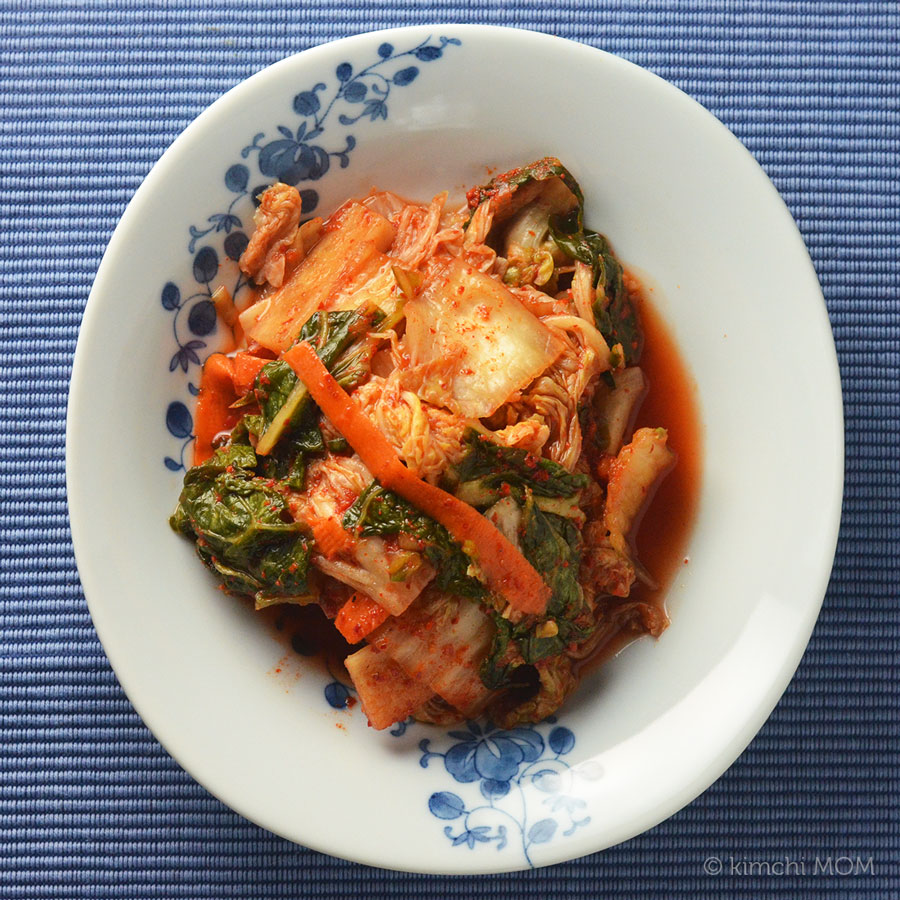 Kimchi (ㄱ is for 김치) - Korean 101 for foodies - the alphabet series