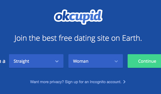 Pimpin' out the bartender on OkCupid