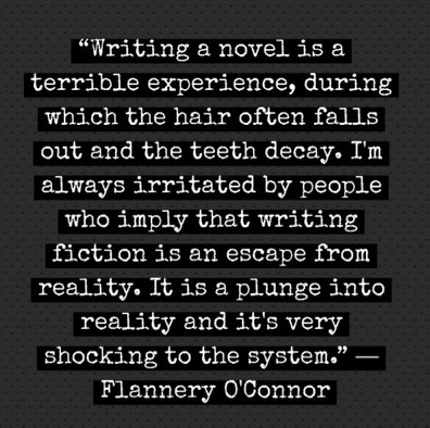 Flannery O'Conner