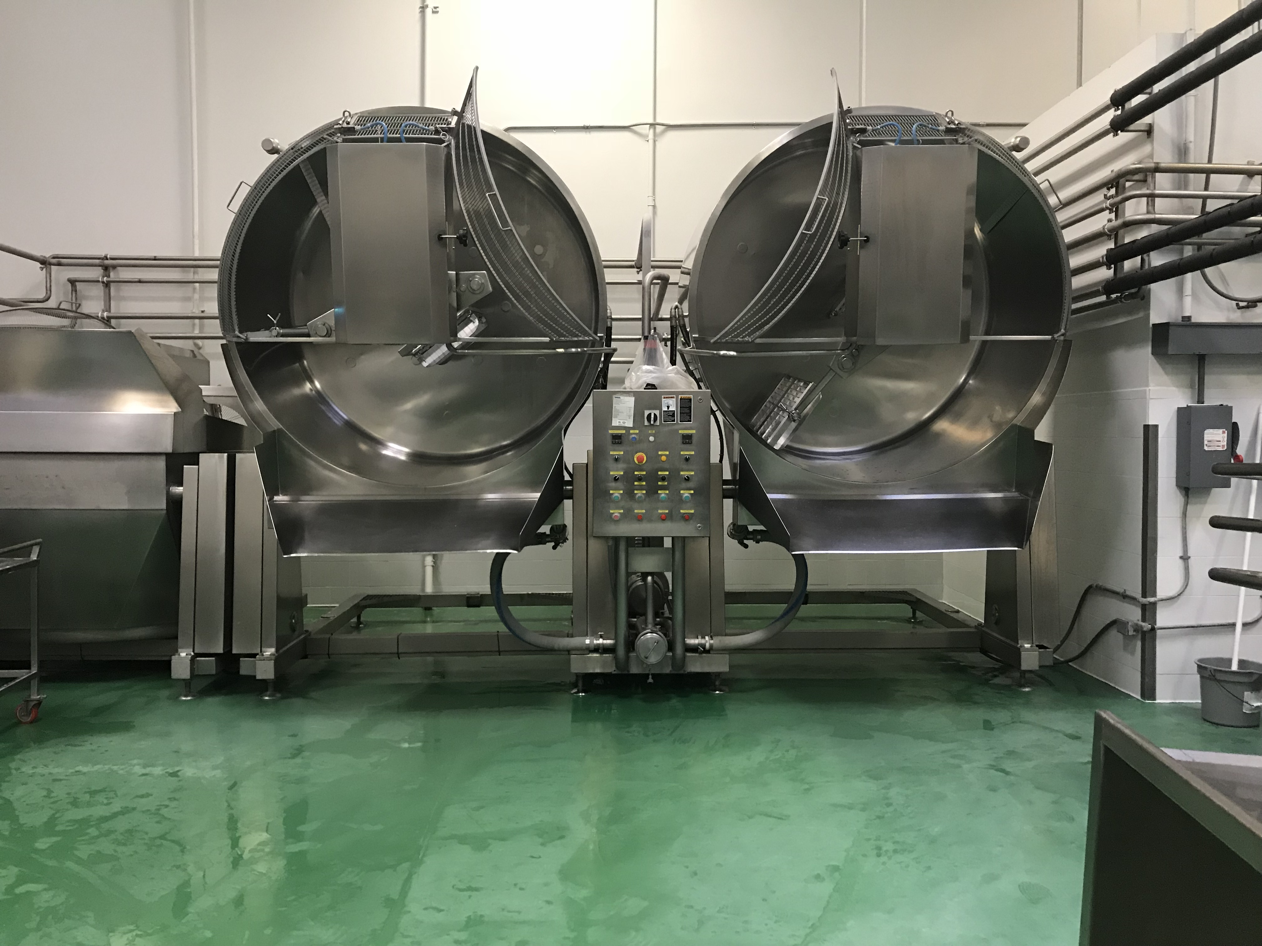 Equipment for cheese making