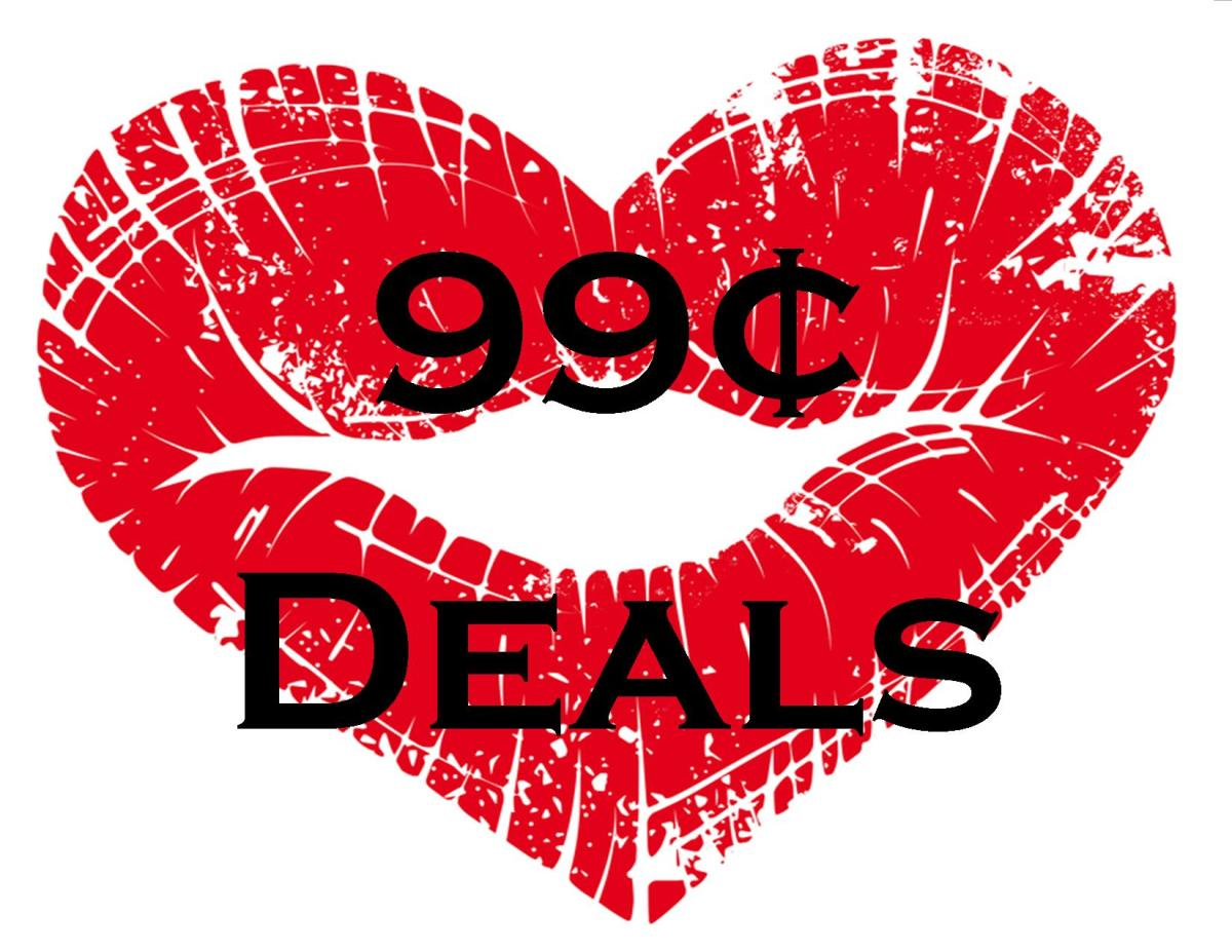 February 16, 2018 Friday's 5 Fine Deals - Books for 99 cents
