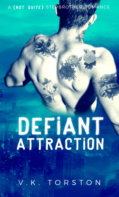 Defiant Attraction - Excerpt Reveal