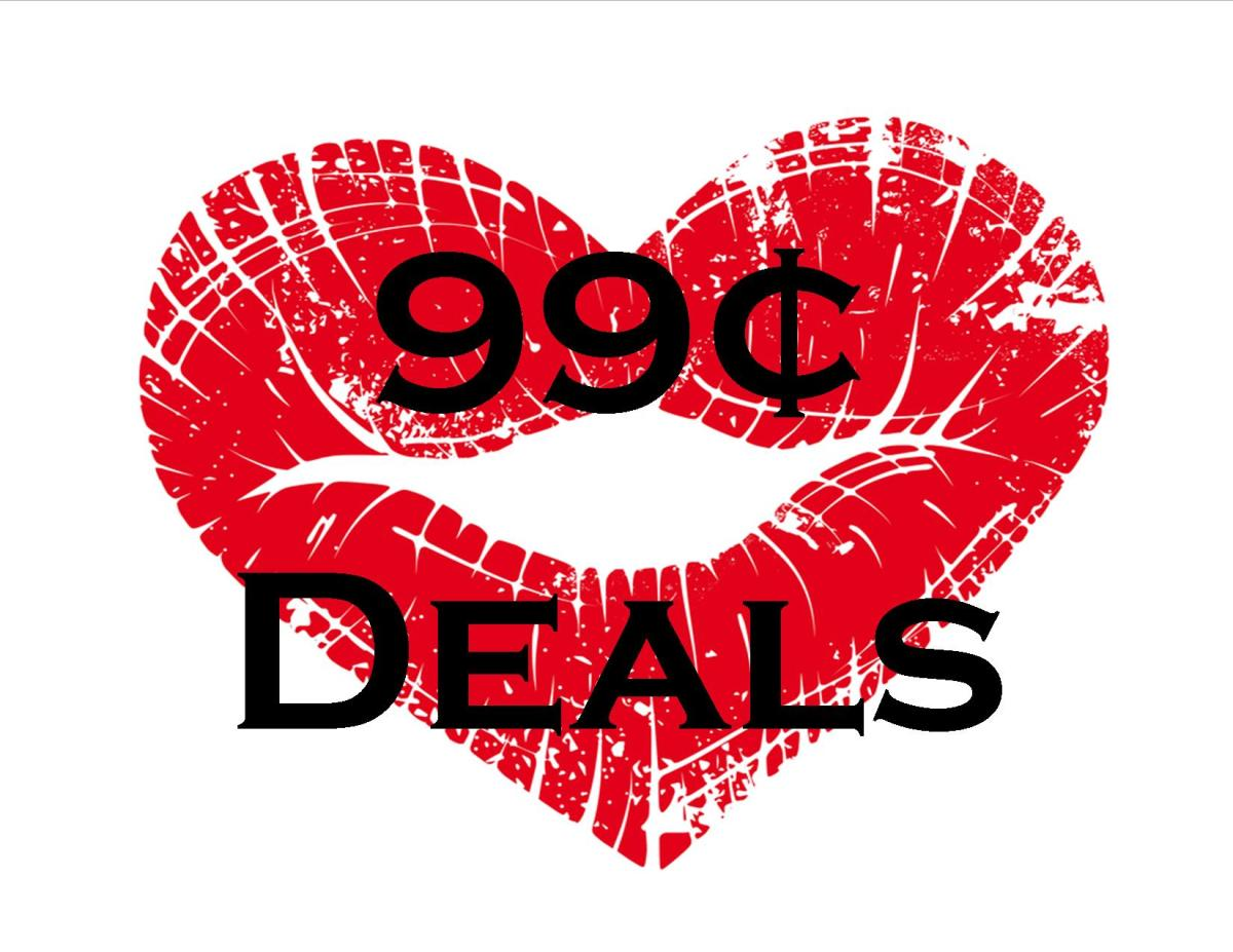 November 17, 2017 Friday's 5 Fine Deals - Books for 99 cents