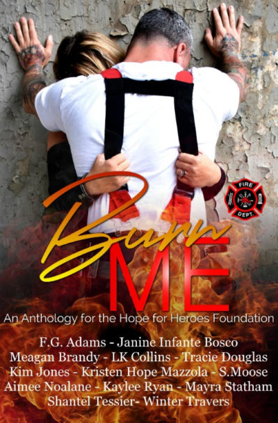 Burn Me Anthology - Cover Reveal