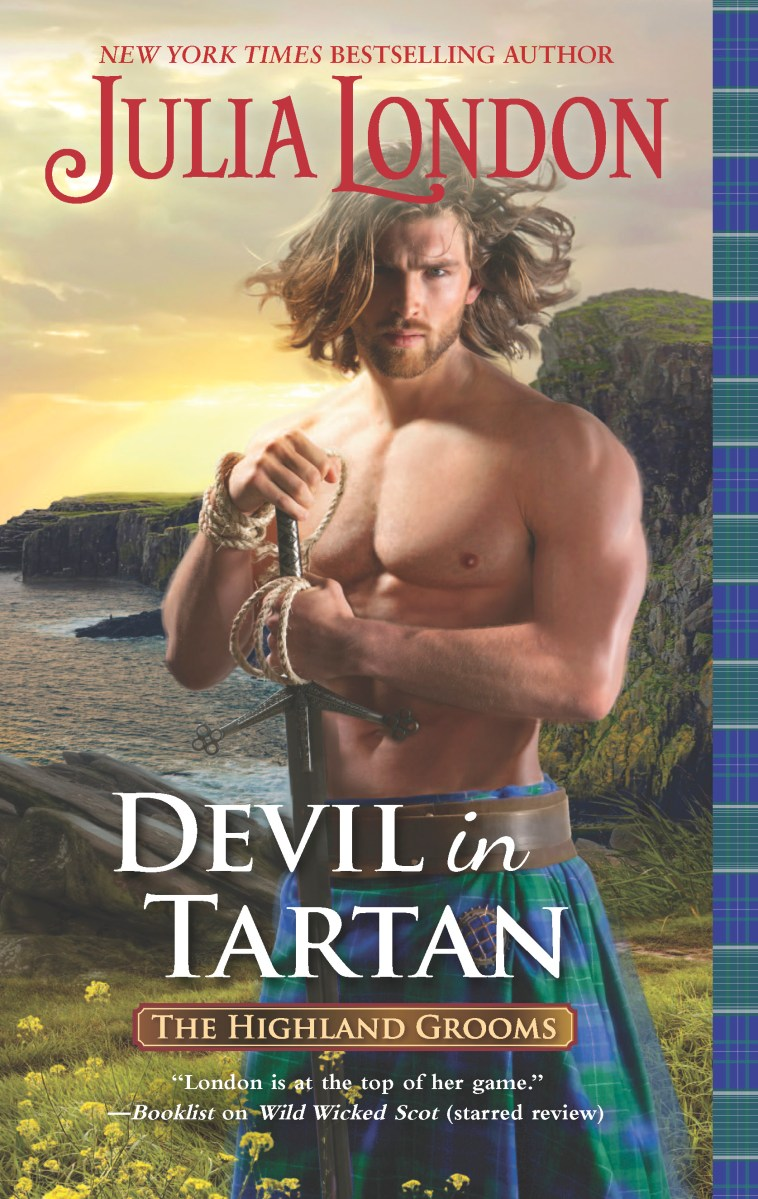 DEVIL IN TARTAN - Review