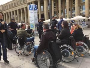 Kostenloses Rollstuhltraining am 27.04.2017 in Stuttgart incl. Freikarten für die REHAB 2017 @ Rollstuhltraining | Stuttgart | Baden-Württemberg | Deutschland