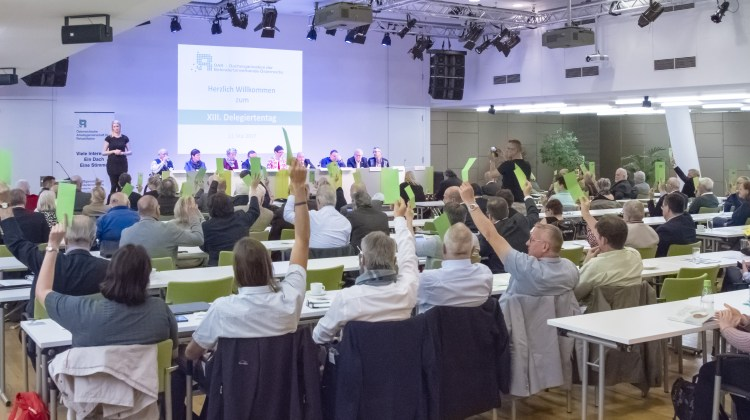 Delegates at the Conference May 2017