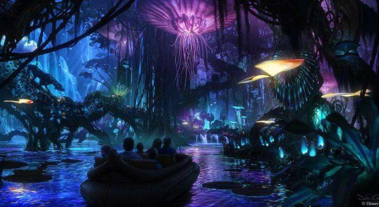 Avatar Dark Ride