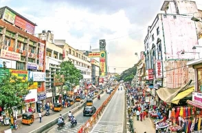 Govt to construct new shopping complex T Nagar