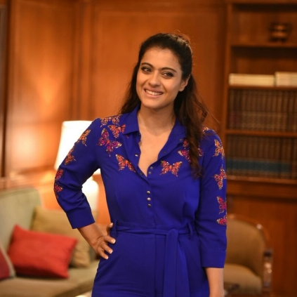 Kajol talks about Dhanush, VIP2, and Baahubali at the Chennai press meet.