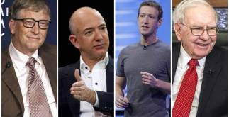 Richest Eight of the World 3 Behind History