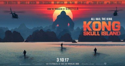 Kong: Skull Island Official Trailer | Review 87 Behind History