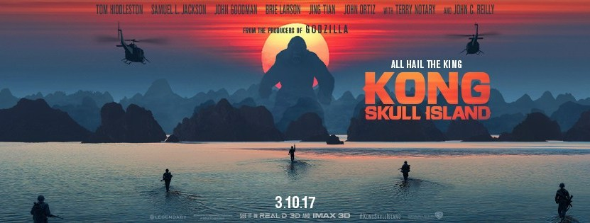 Kong: Skull Island Official Trailer | Review 1 Behind History