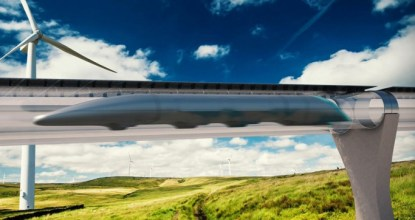 Hyperloop One to be Constructed in India 17 Behind History