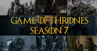 HBO Announces Game of Thrones Season 7 Premiere Date | Official Teaser 85 Behind History